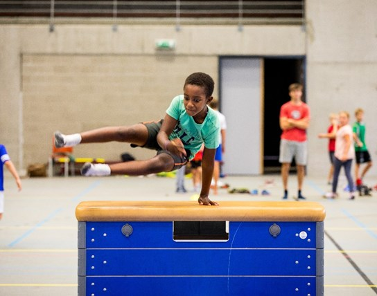 Sportdagen lagere school: Sport till you drop! (15-19 juli)