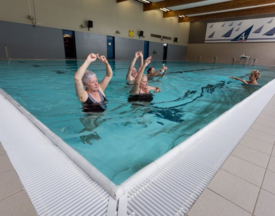 Initiatiereeks Aquagym 50+