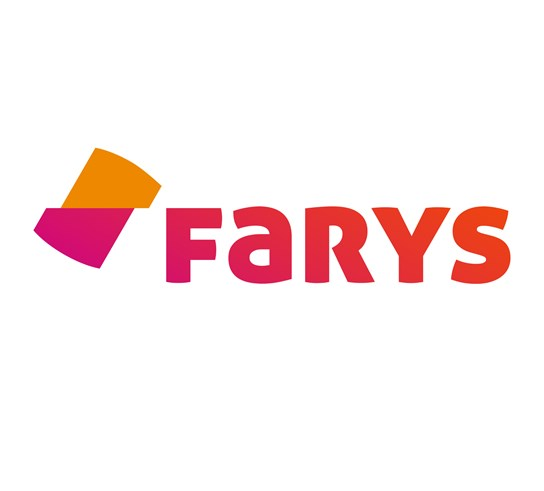 grote weergave FARYS logo