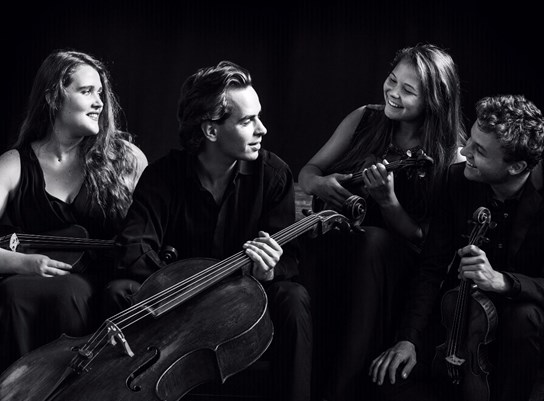 GEANNULEERD - Kasteelconcert Sonoro Quartet (viool en cello)